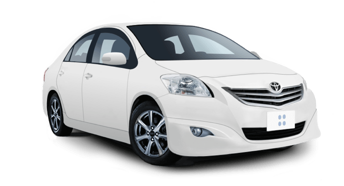 Rent car in Chiang Mai: Toyota Vios